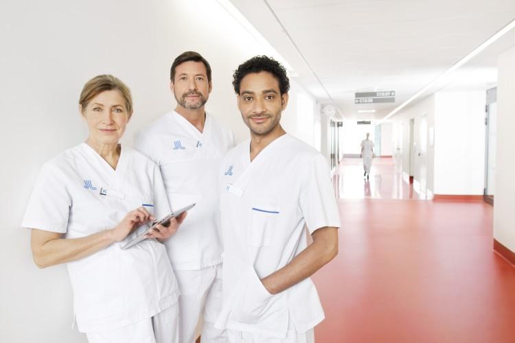 nya karolinska, läkare, doctors